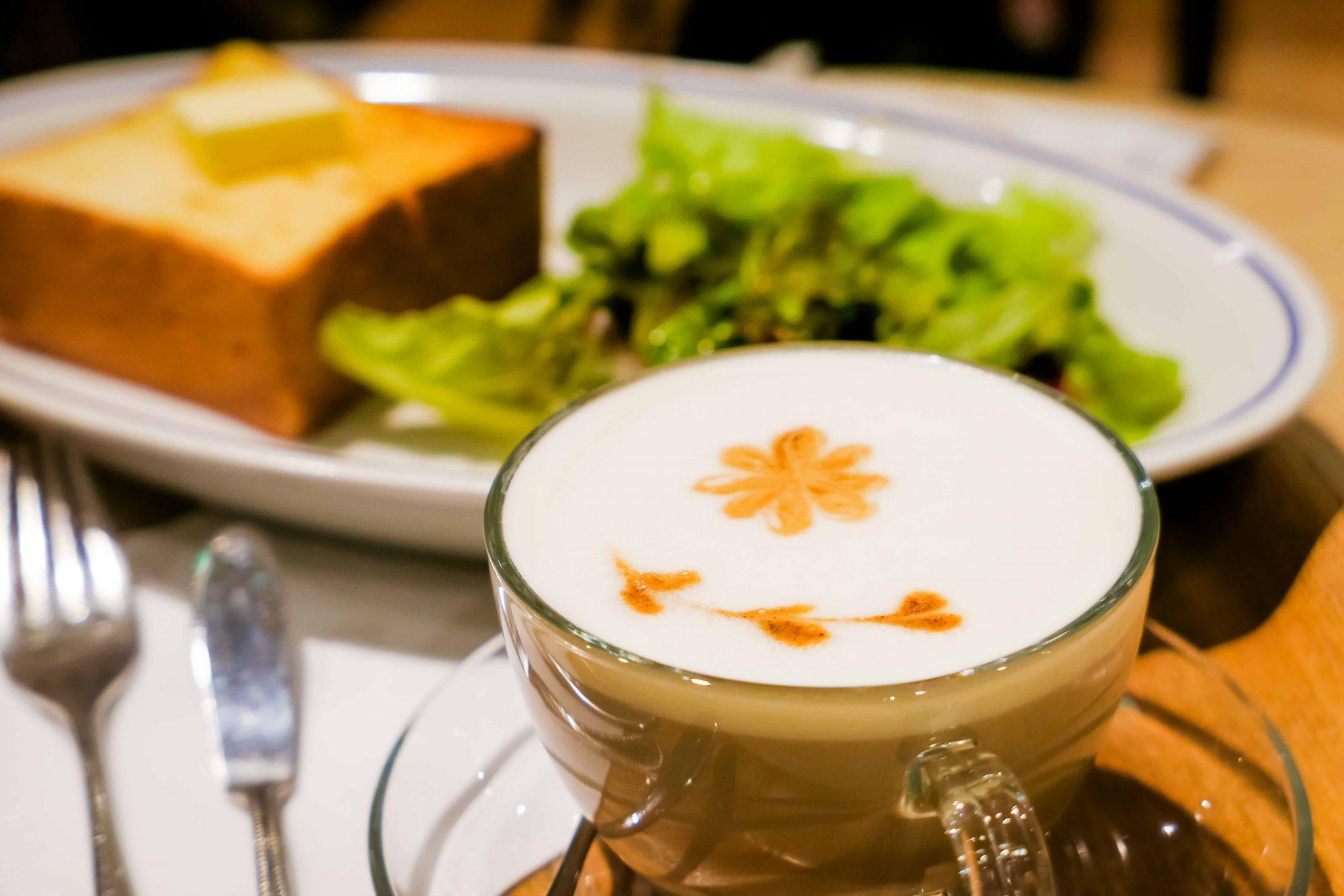 豆乳搭配法式吐司套餐