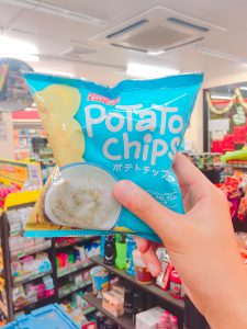 必買零食之二——薯片