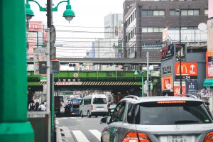 附近的交通路況,其實還蠻便利的,很多便利商店在附近