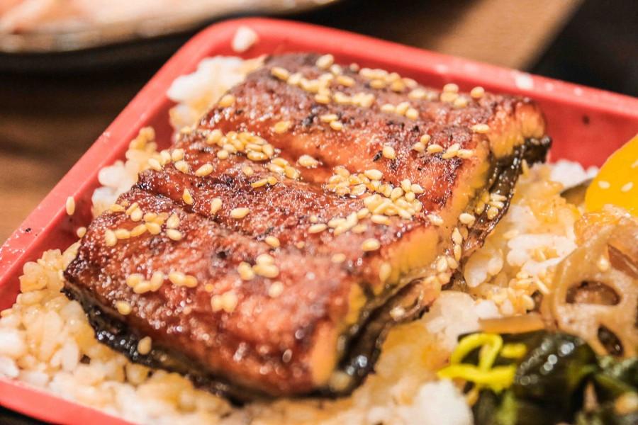樺饌鰻魚飯